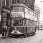 Sunderland Tram No. 45