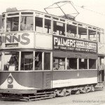 Sunderland Tram No. 89, September 10th 1952