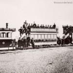 Sunderland Steam Tram No. 1, 1880