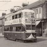 Sunderland Tram No. 51
