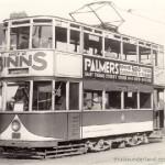 Sunderland Tram No. 89, September 10th 1952