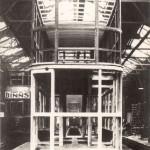 Sunderland Tram under construction, 1933