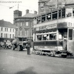 Sunderland Trams Nos. 32 & 44, 1932